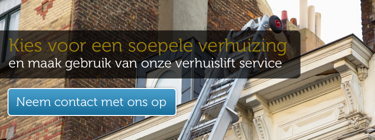 Verhuislift Amsterdam